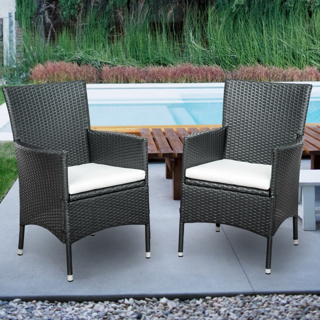 Outdoor Dining Chair Cushions Set Of 4