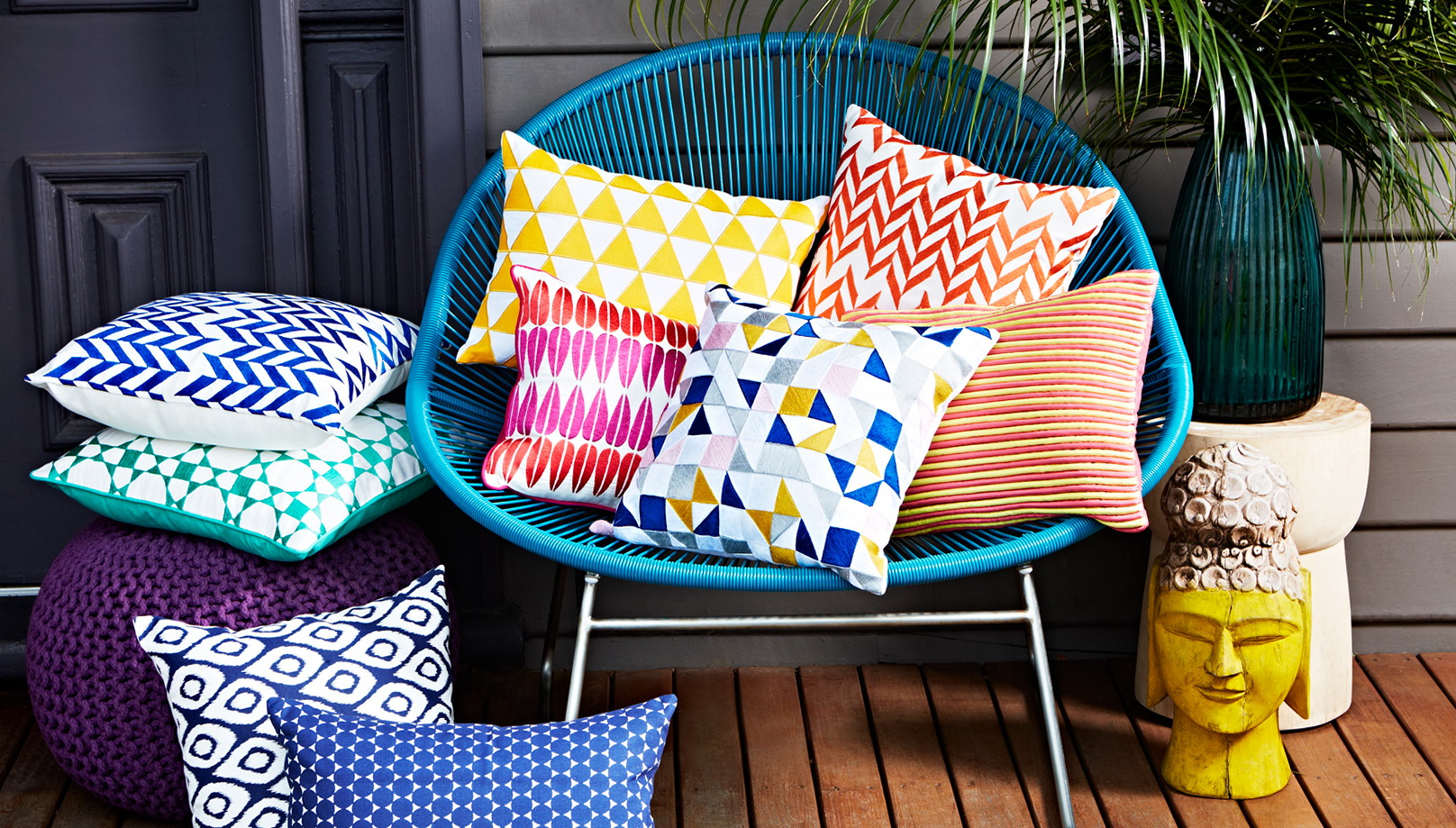 Outdoor Furniture Cushion Covers Australia