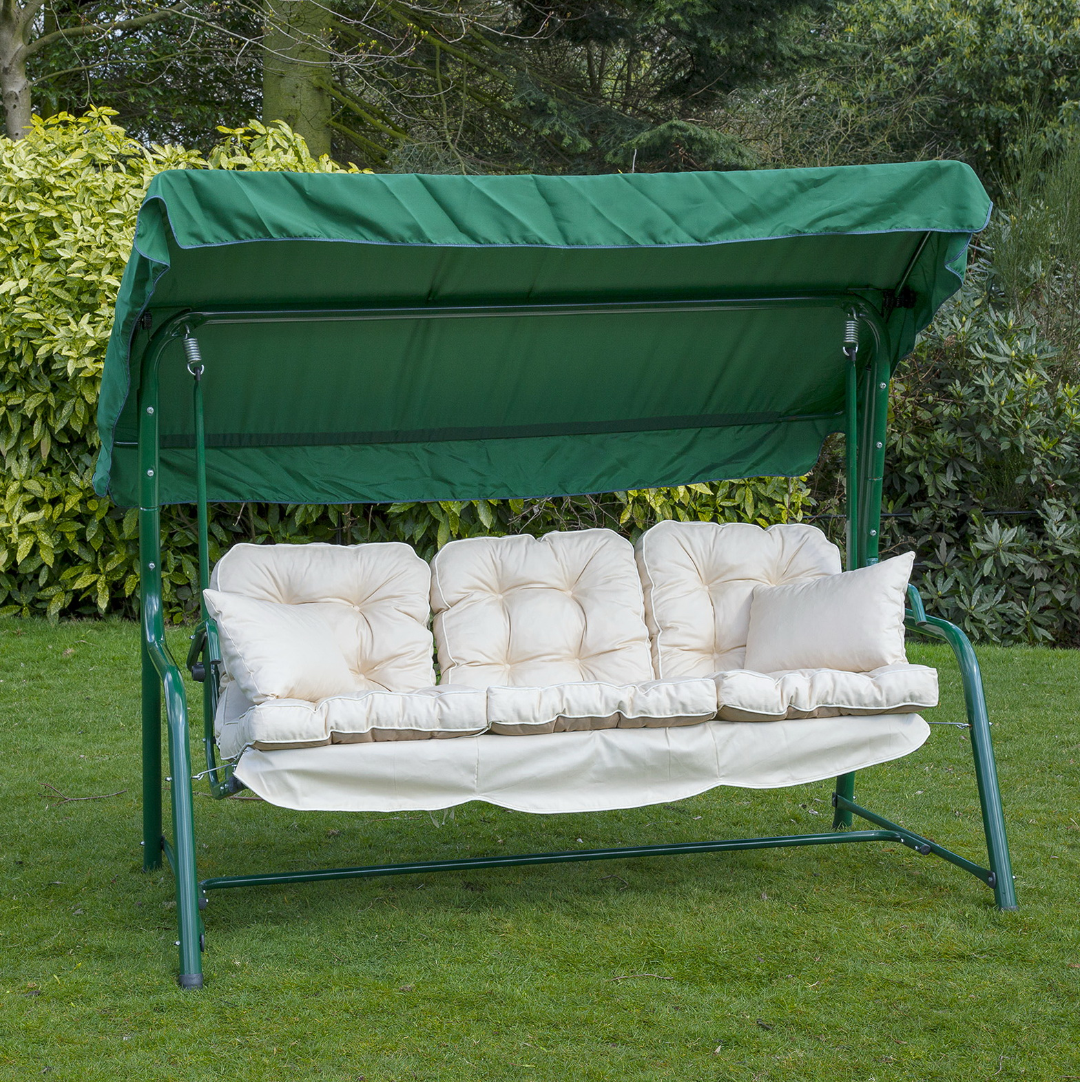 Outdoor Swing Cushion And Canopy Replacement