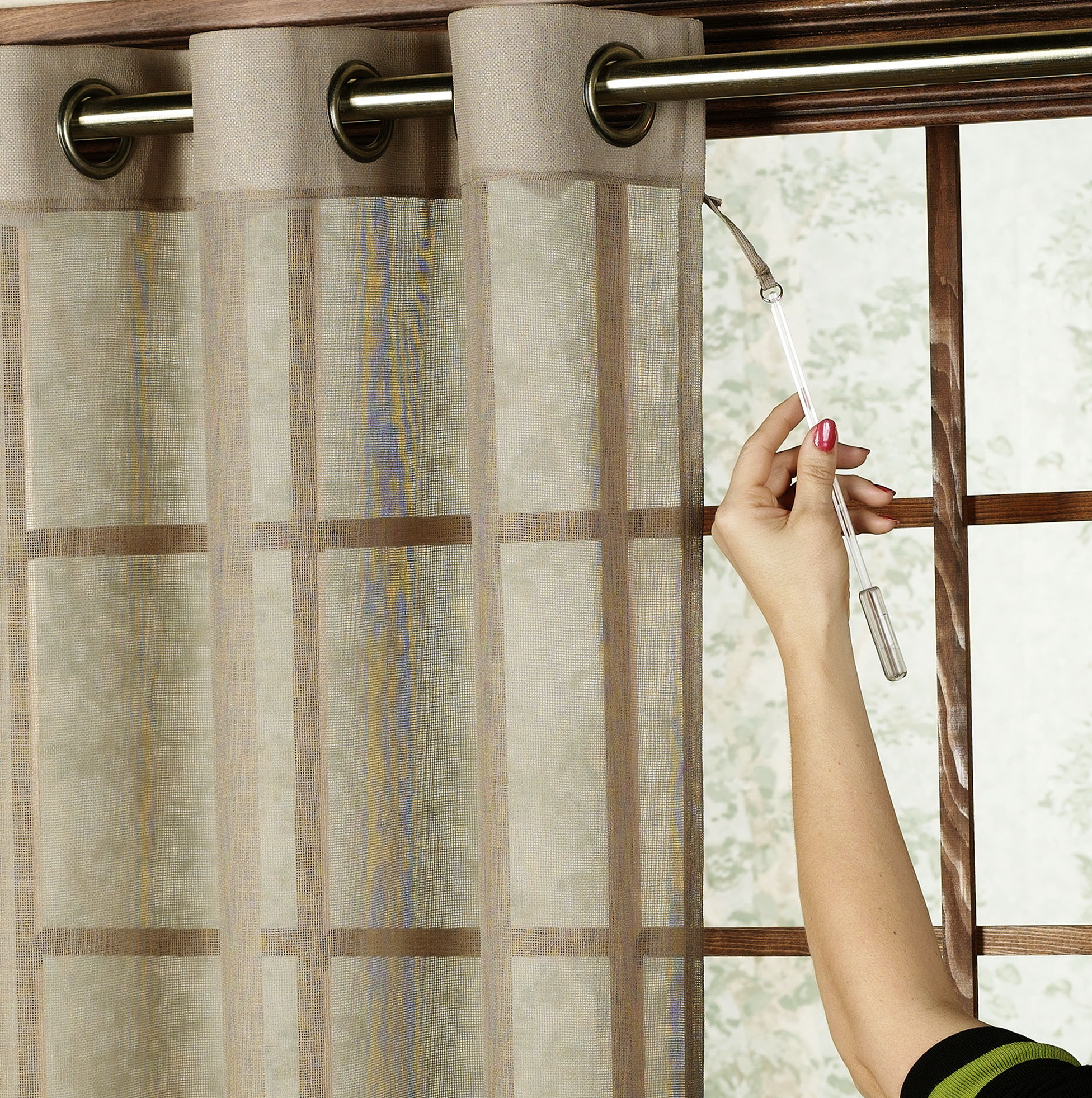Patio Panel Curtains Grommet