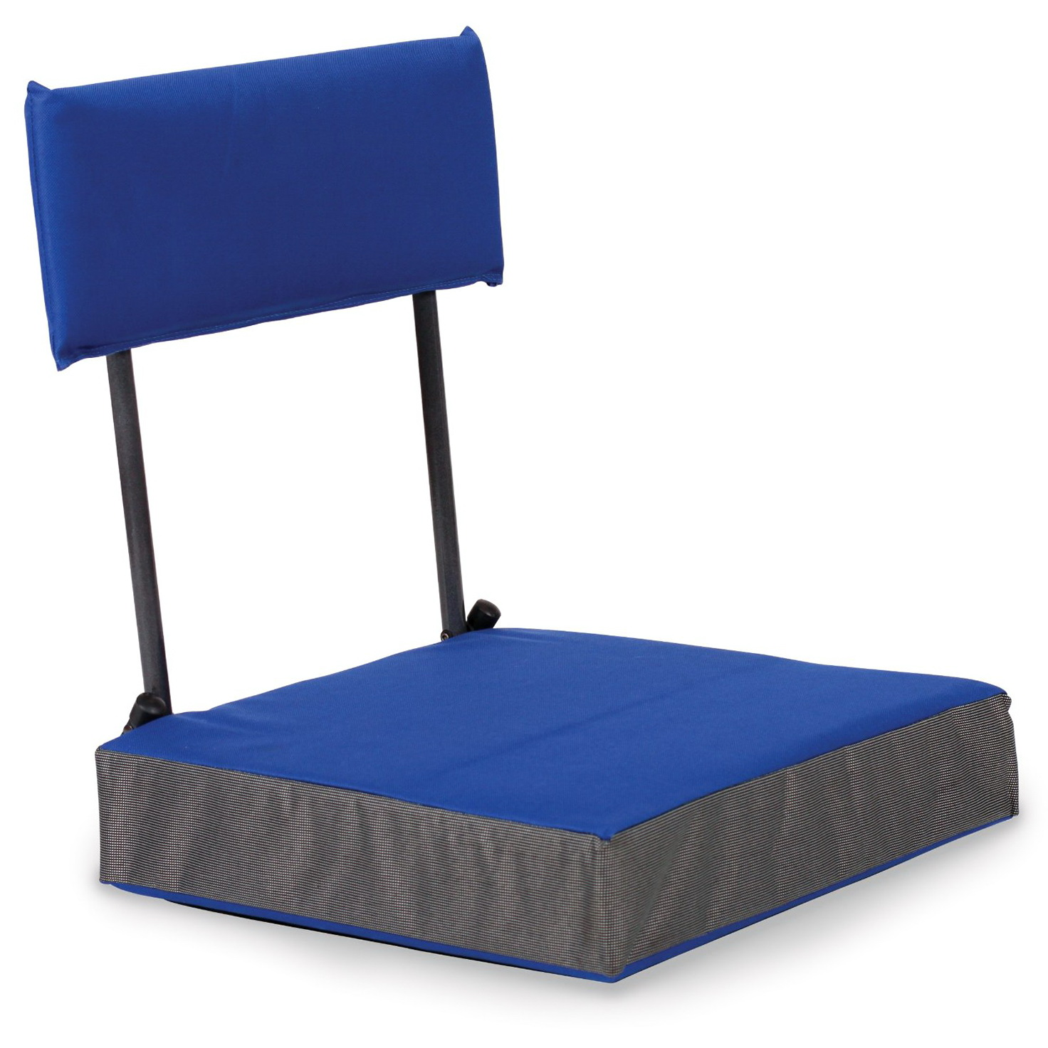 Portable Seat Cushion For A Bleacher Seat