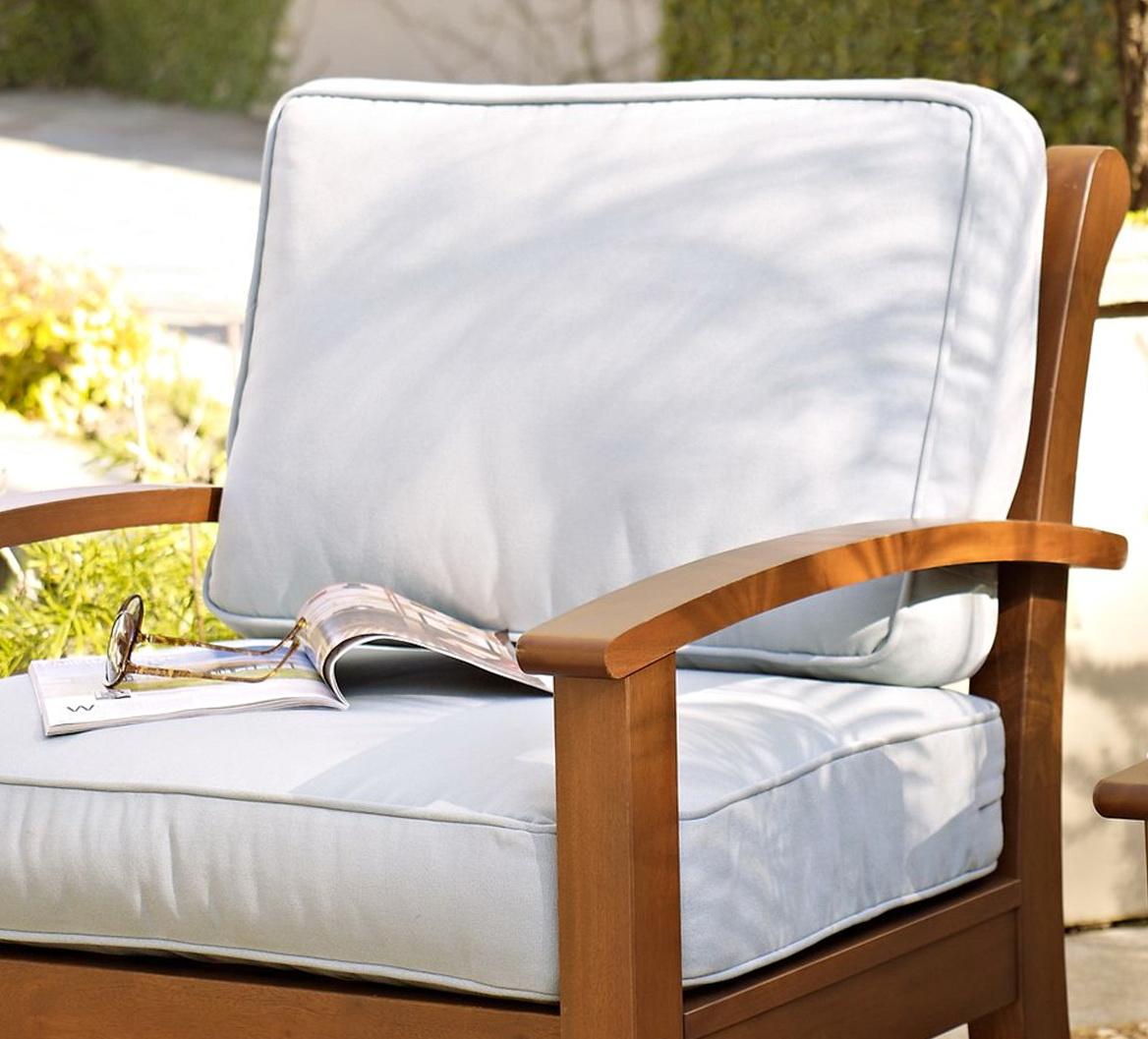 Pottery Barn Bench Cushions Home Design Ideas