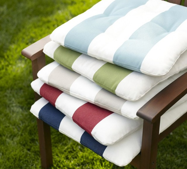 Pottery Barn Chair Cushions Dining
