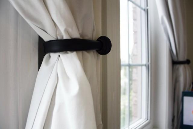 Pottery Barn Curtain Holdbacks