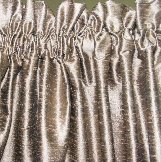 Raw Silk Curtains Uk