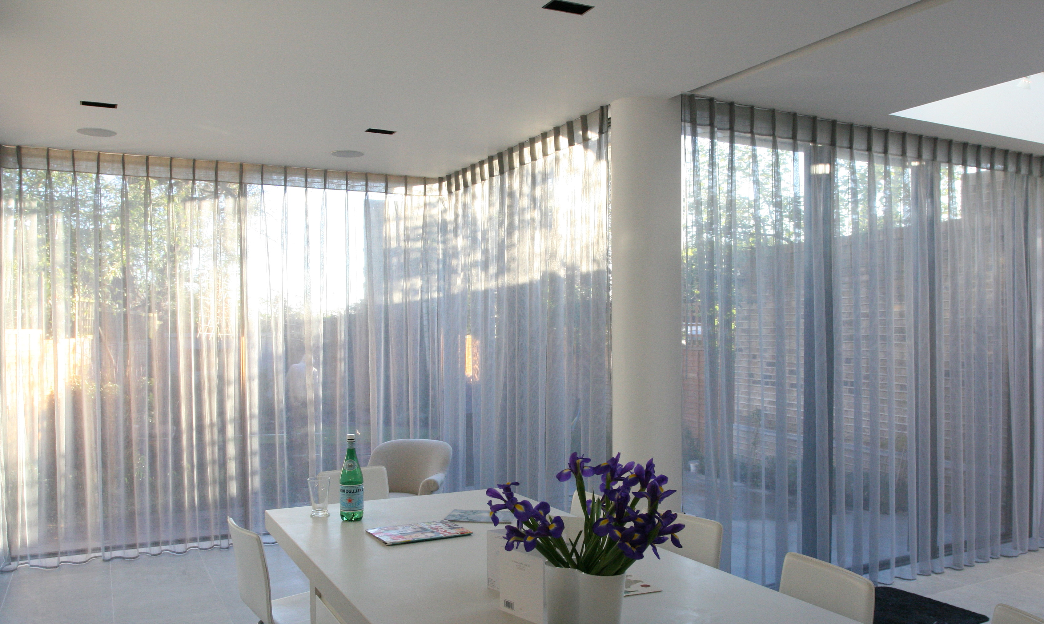 drapery do made room on blogs installation yourself guide loft curtain it track tracks curtains ceiling divider custom