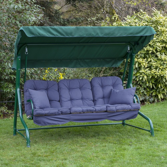Replacement Swing Cushions With Back