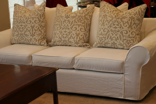 Replacing Couch Cushions With Throw Pillows