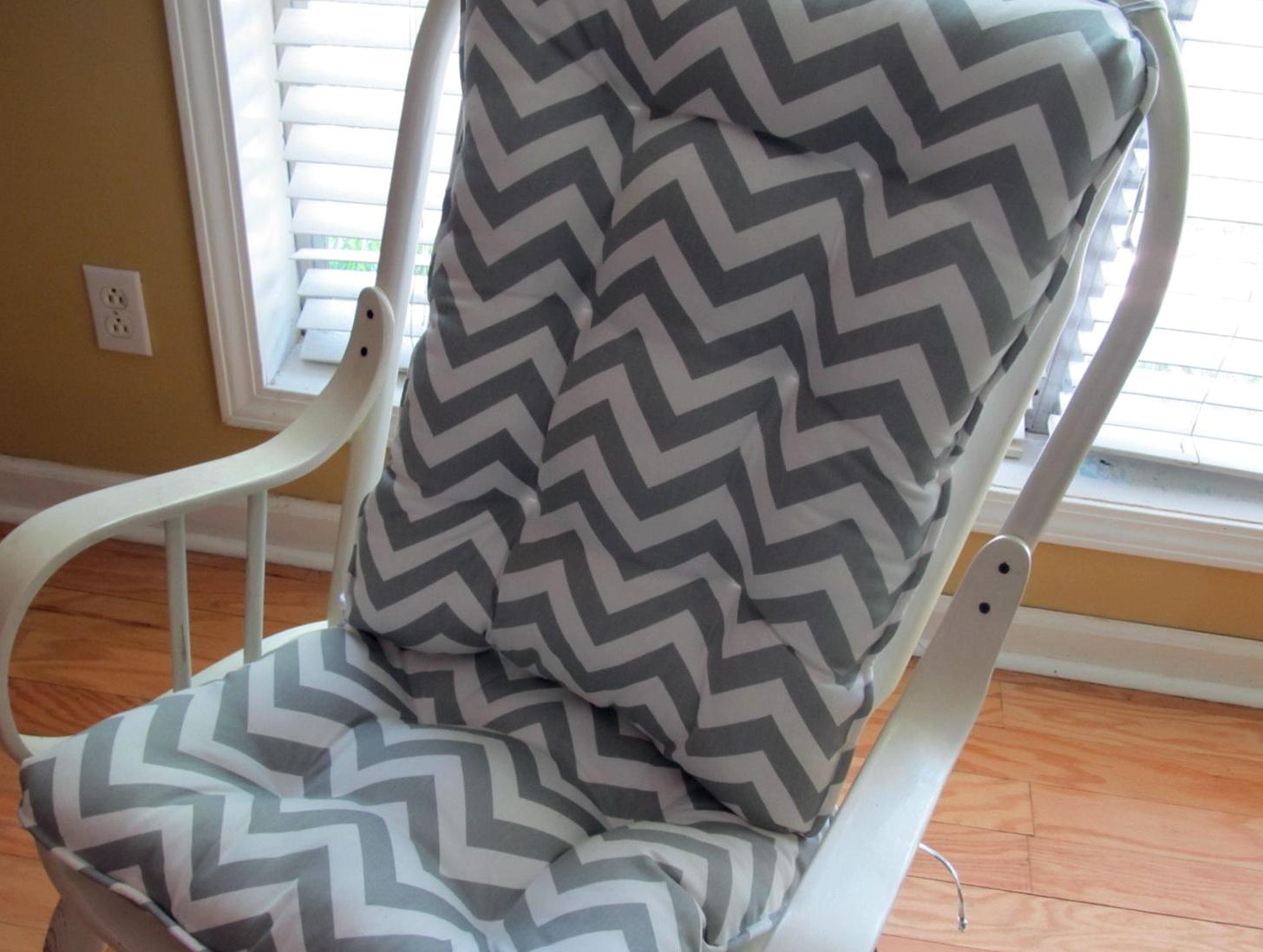 rocking chair cushions nursery uk home design ideas