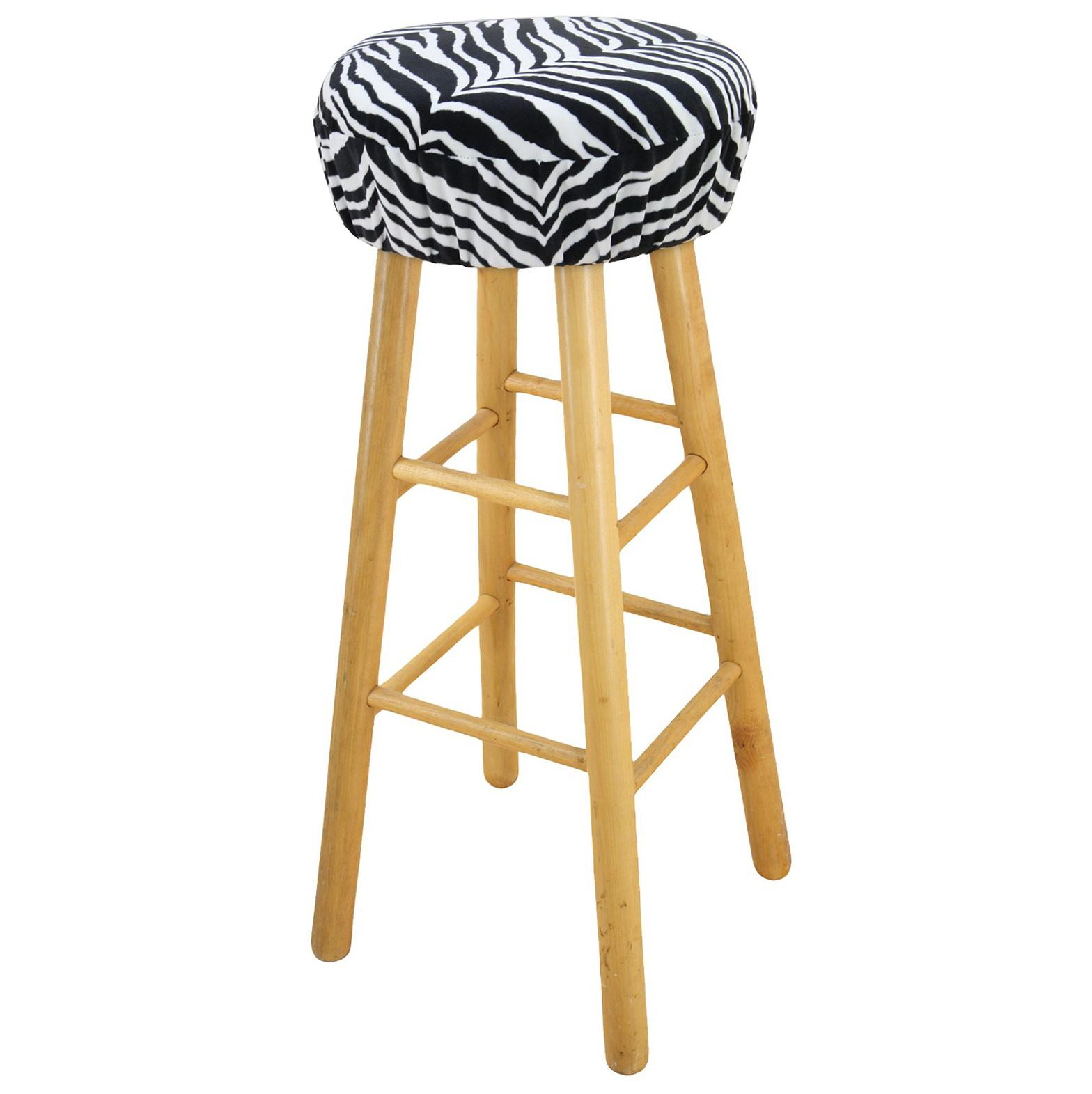 Round Bar Stool Cushions Covers Home Design Ideas