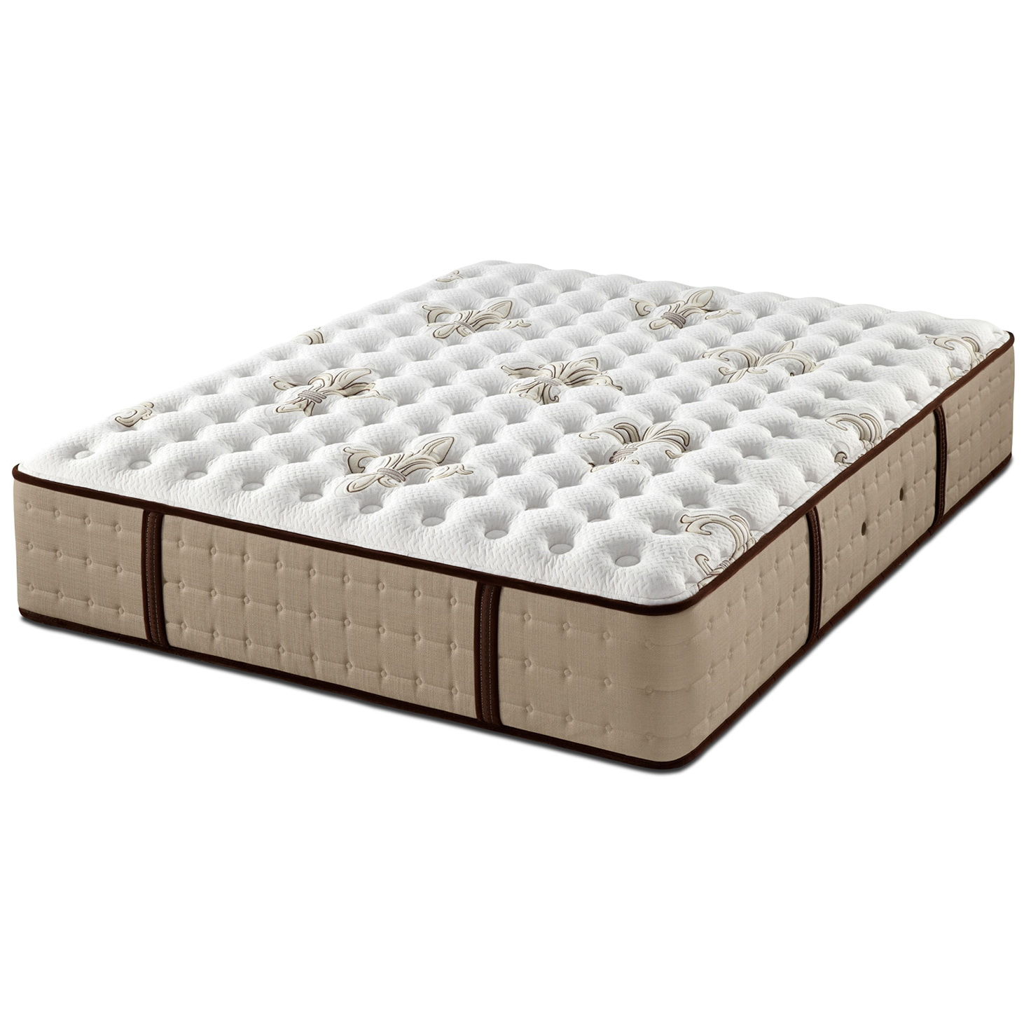 Sealy Posturepedic Cushion Firm Queen Mattress Set