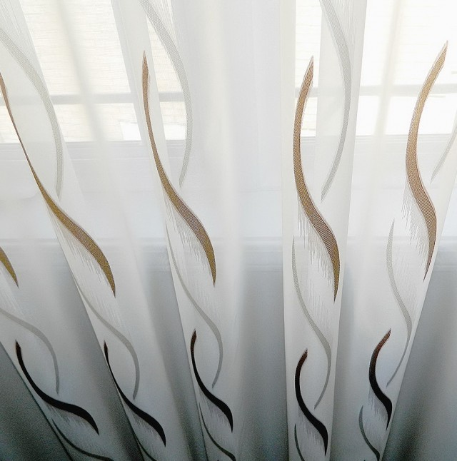 Sheer Fabric For Curtains By The Yard