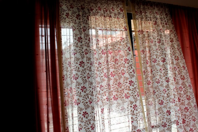 Sheer Window Curtains Online India