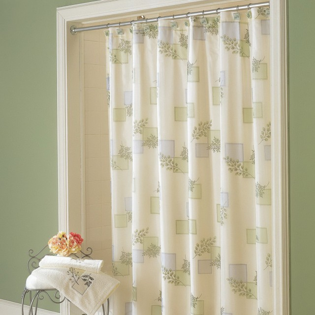 Shower Curtains Rods Walmart