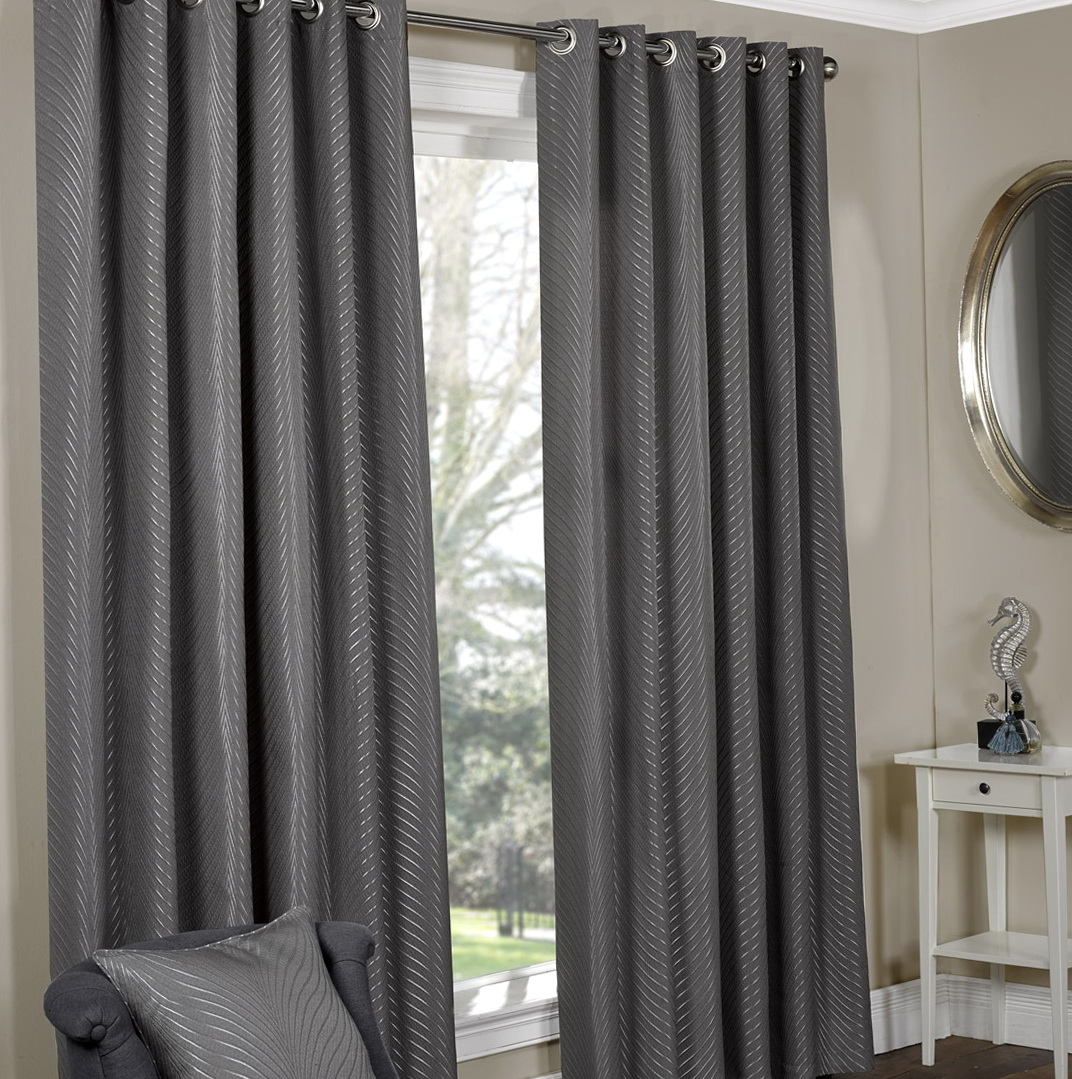 Silver Blackout Curtains Uk