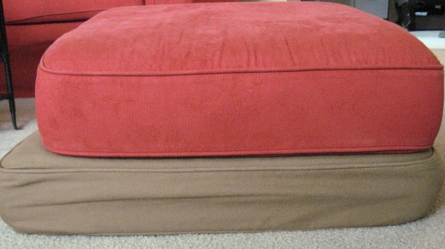 Sofa Seat Cushion Covers Only