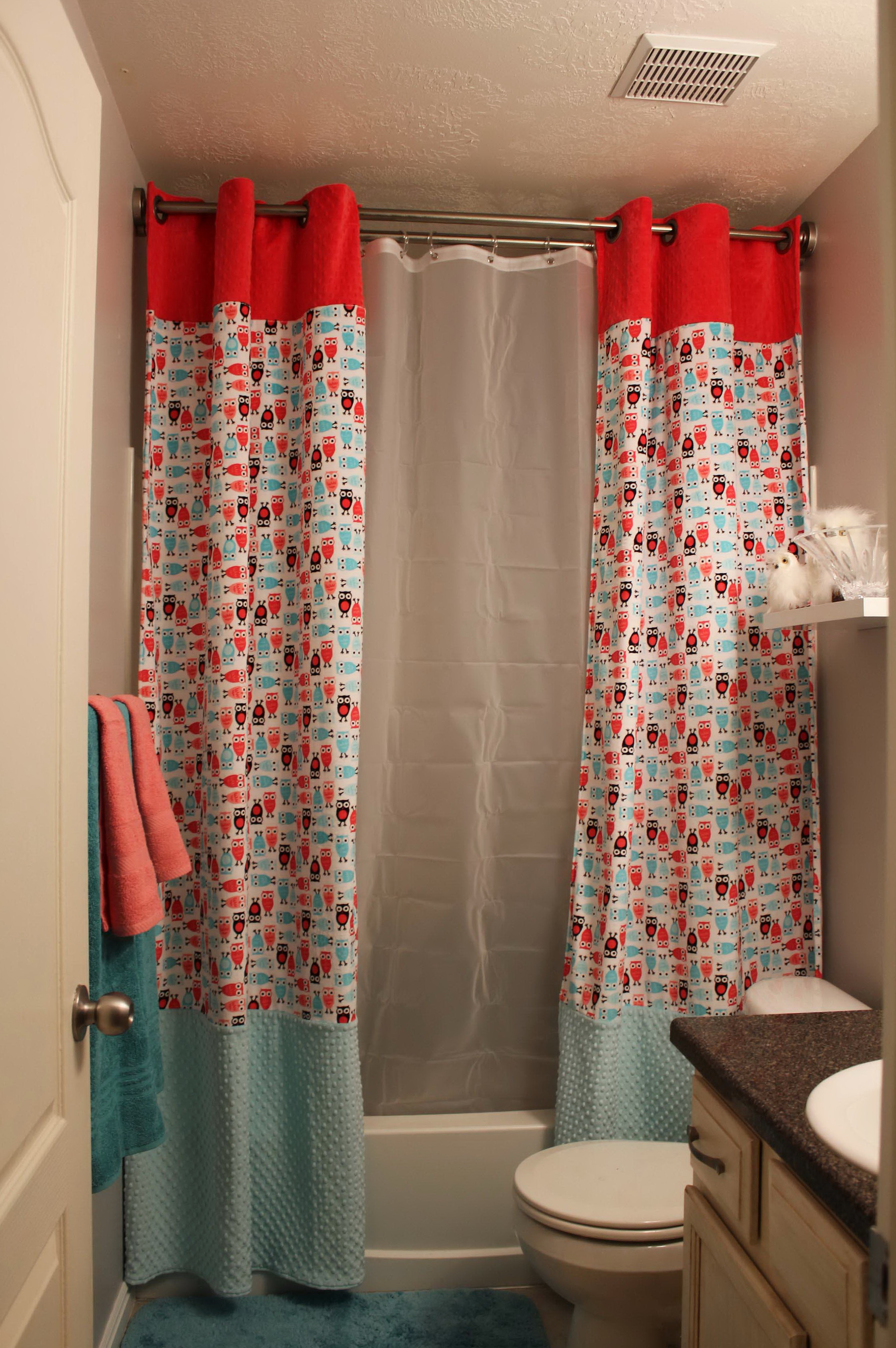 Nice shower curtains