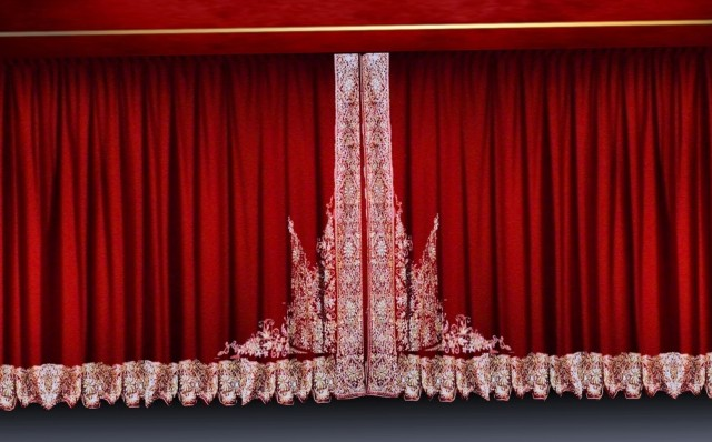 Stage Curtains For Sale Ireland