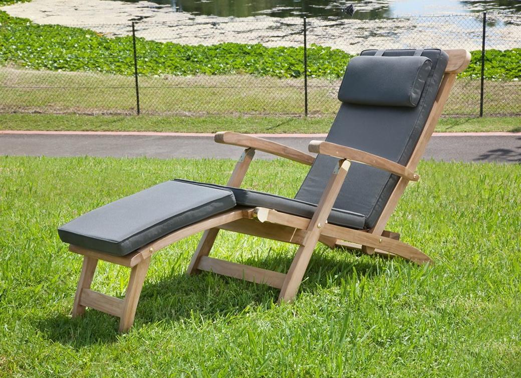 Steamer Chair Cushions Australia