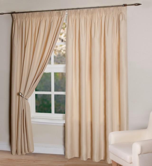 Thermal Backed Curtains Nz