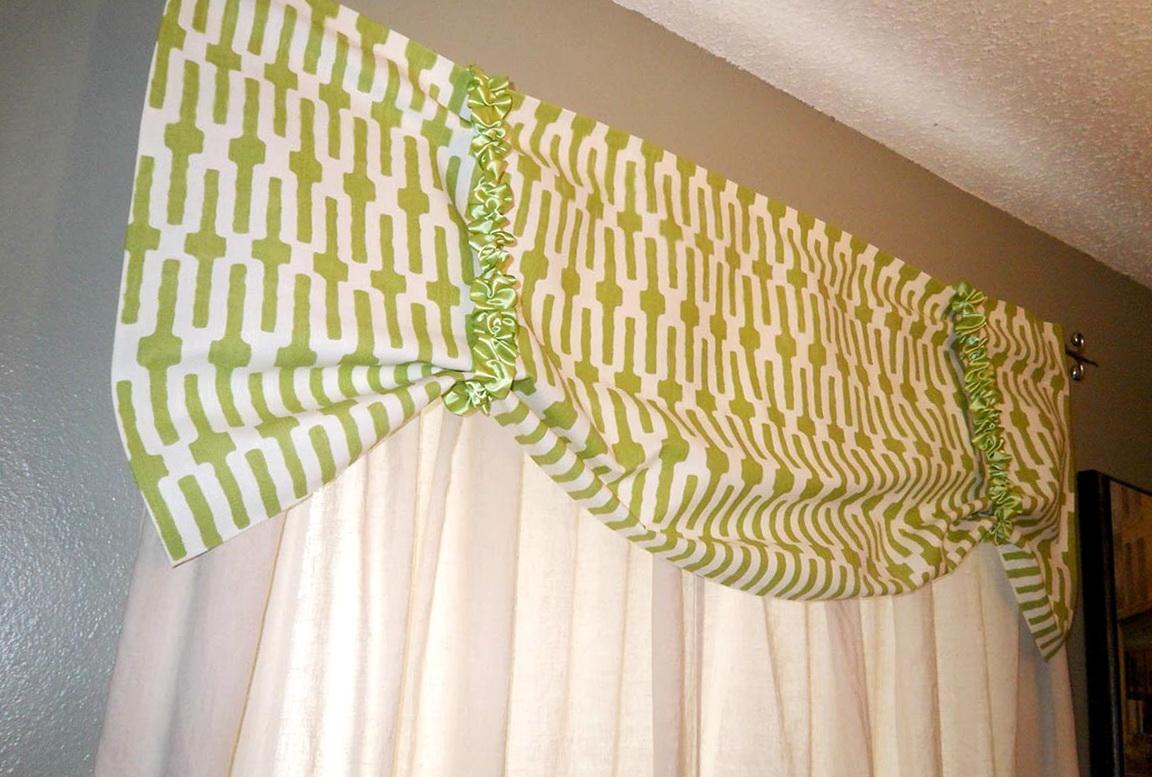 Valance Curtain Patterns To Sew Home Design Ideas
