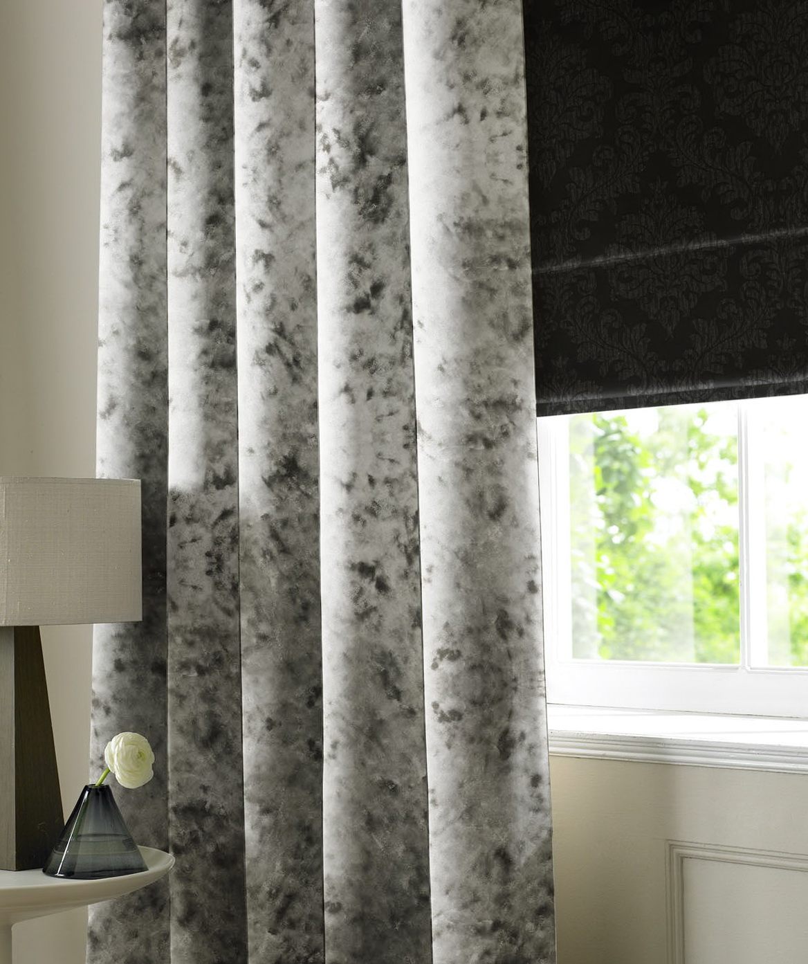 Velvet Material For Curtains