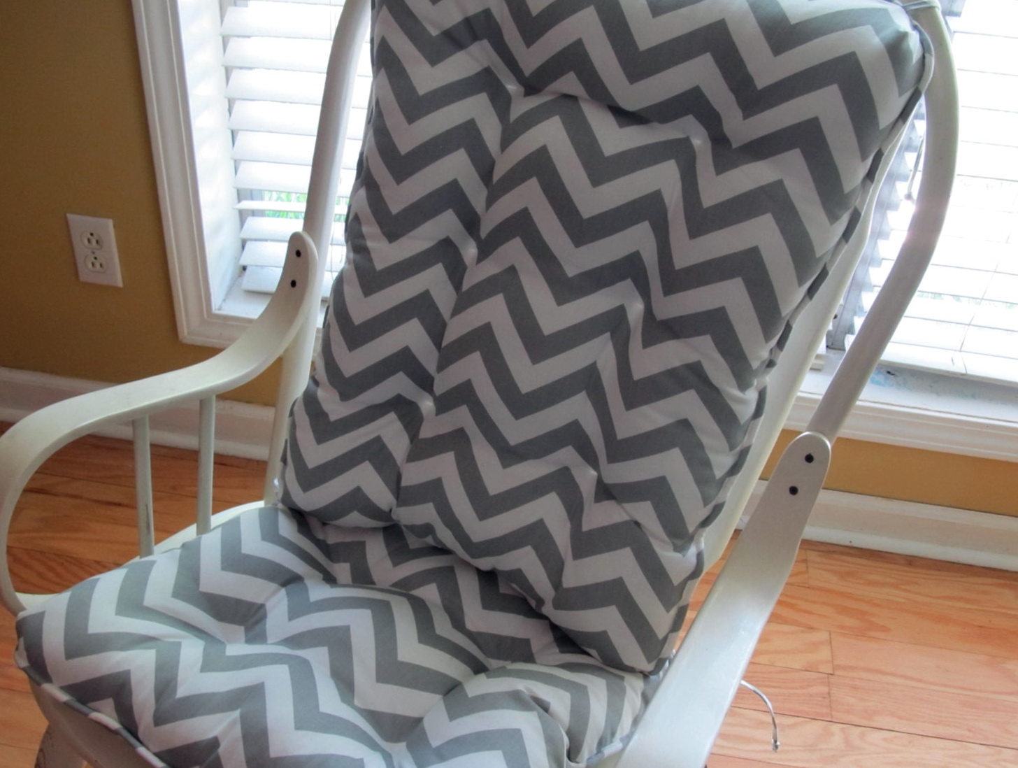 Wooden Rocking Chair Cushions Uk