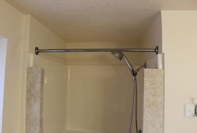 Allen Roth Curtain Rod Installation
