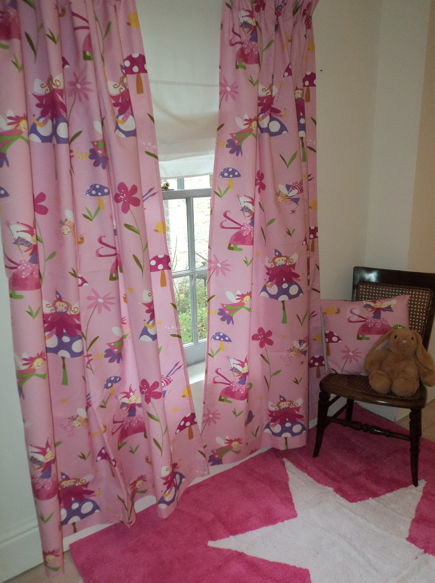 Baby Nursery Curtains And Blinds