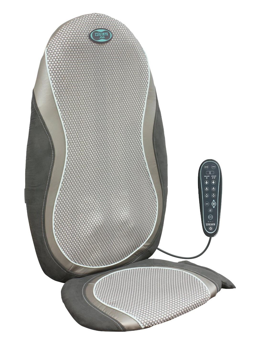 Back Massage Cushion With Neck Kneading