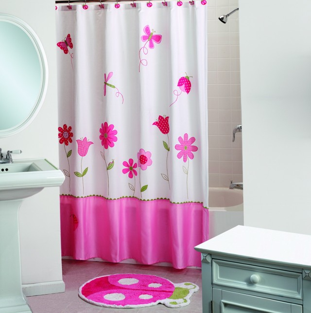 Bath Shower Curtains Sets