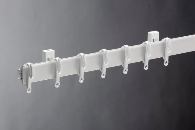 Bendable Curtain Track For Straight & Bay Window Rail