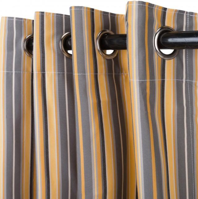 Best Curtain Rods For Grommet Curtains