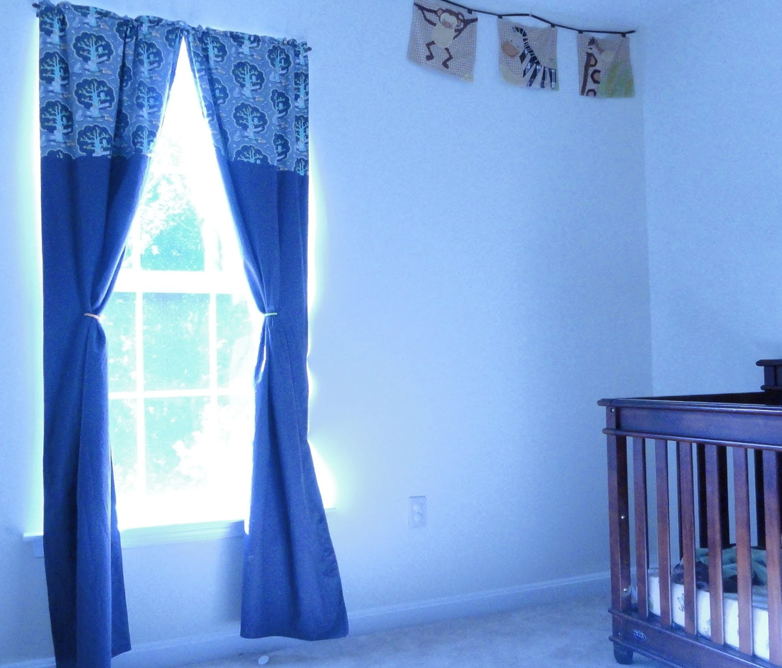 Blackout Panel Curtains For Nursery