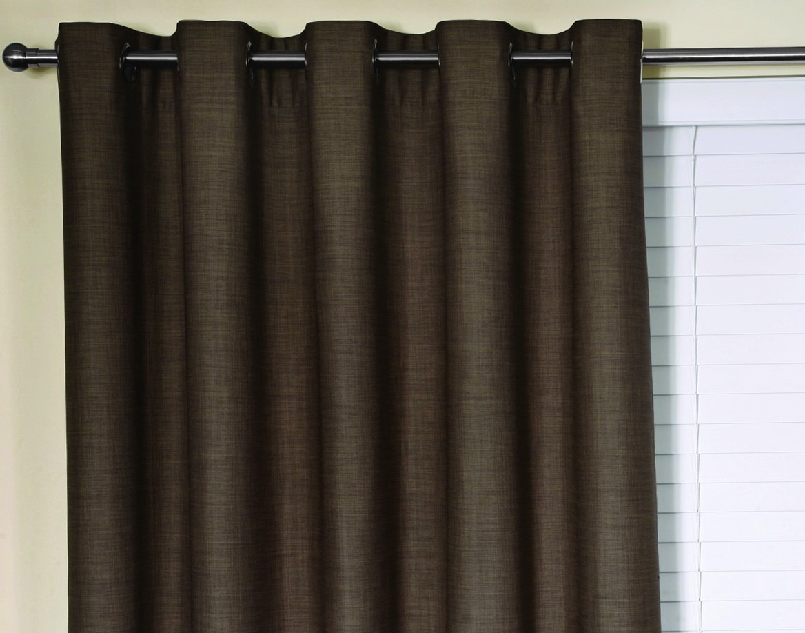 Blinds And Curtains Together Ideas
