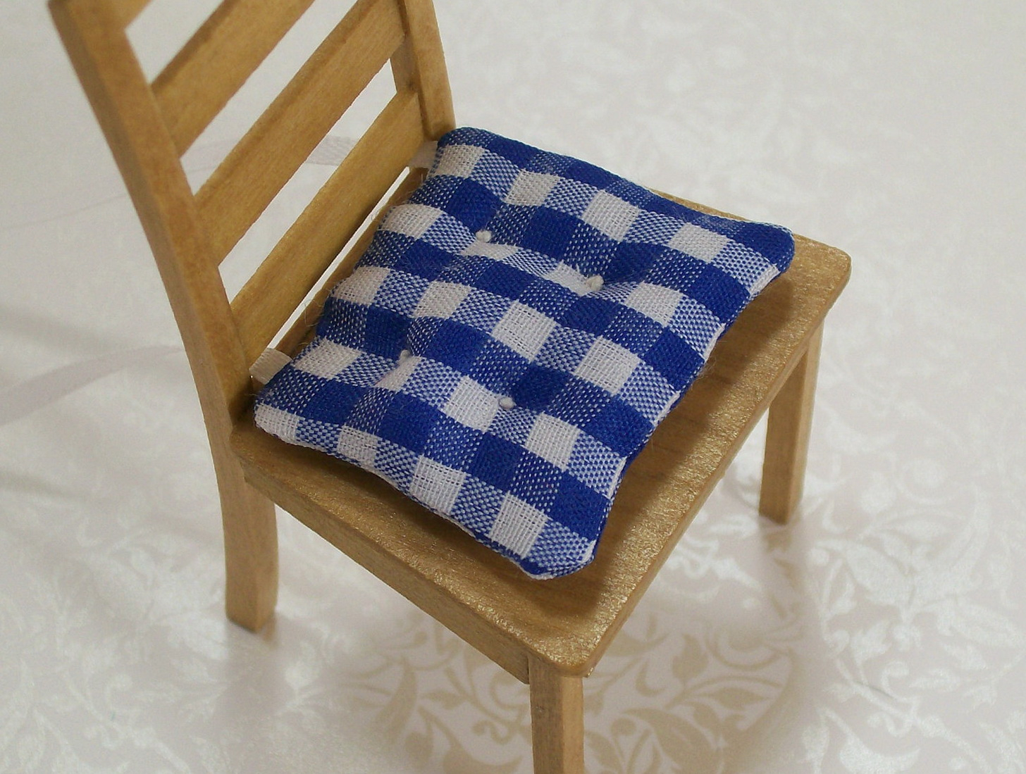 Blue And White Chair Cushions Home Design Ideas