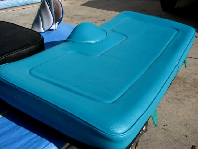 Boat Seat Cushion Covers