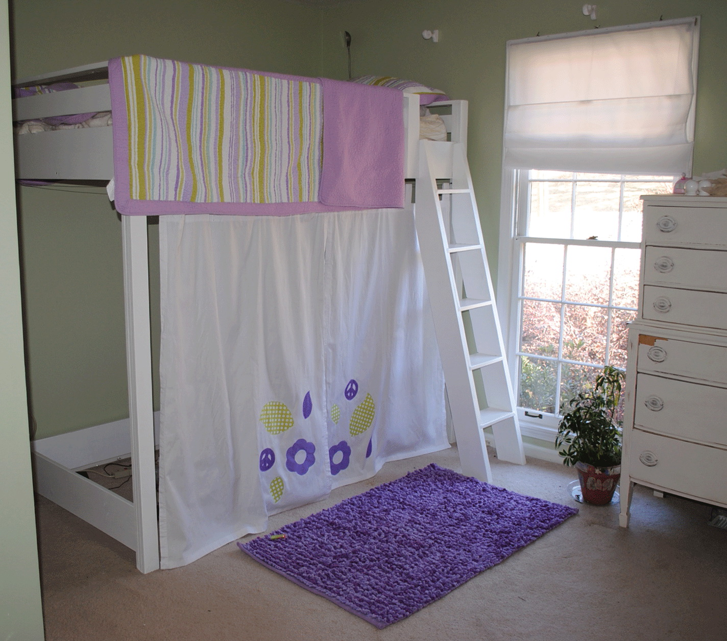 Bottom Bunk Bed Curtains Home Design Ideas