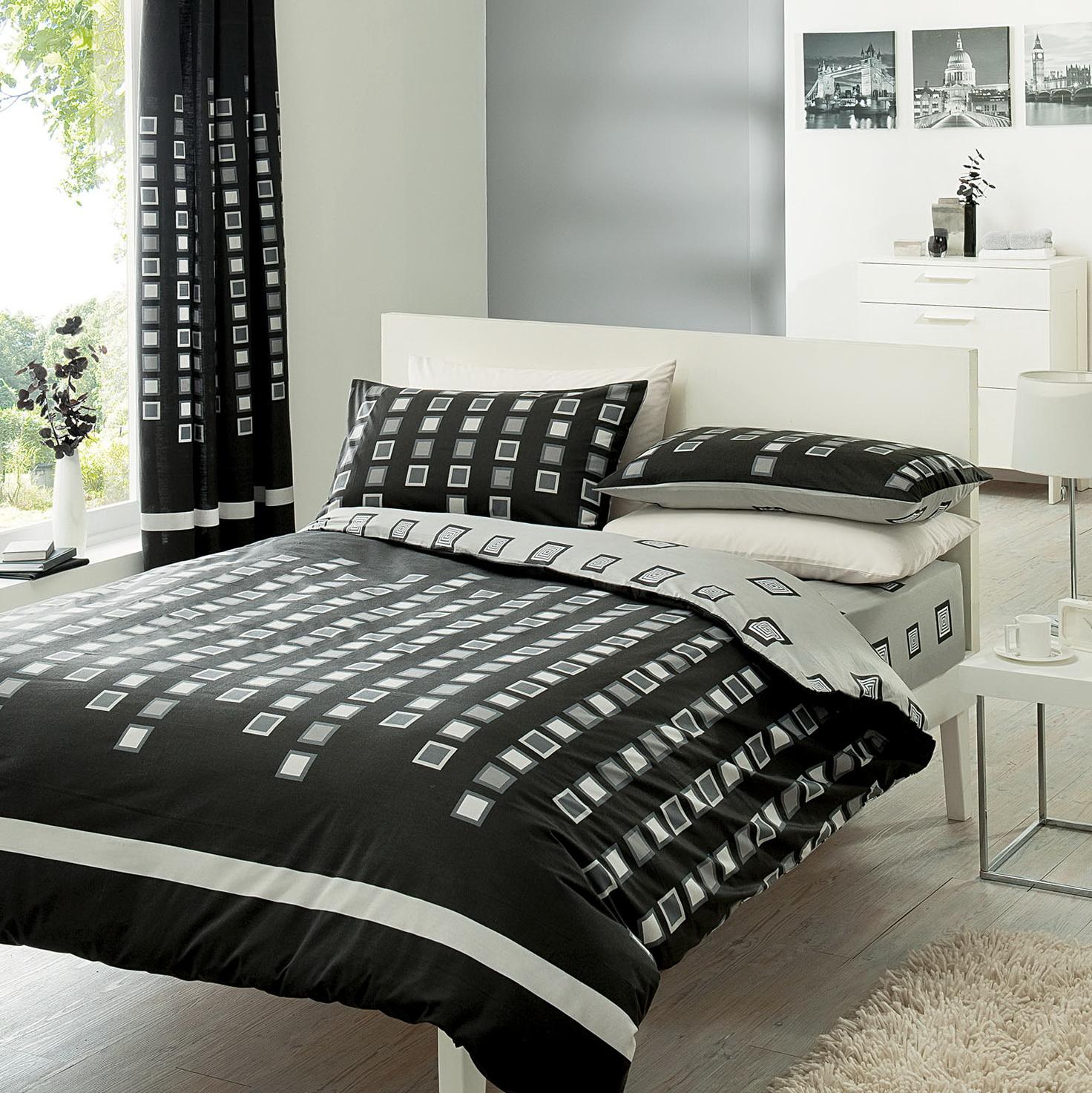 Comforter Sets With Curtains To Match Home Design Ideas