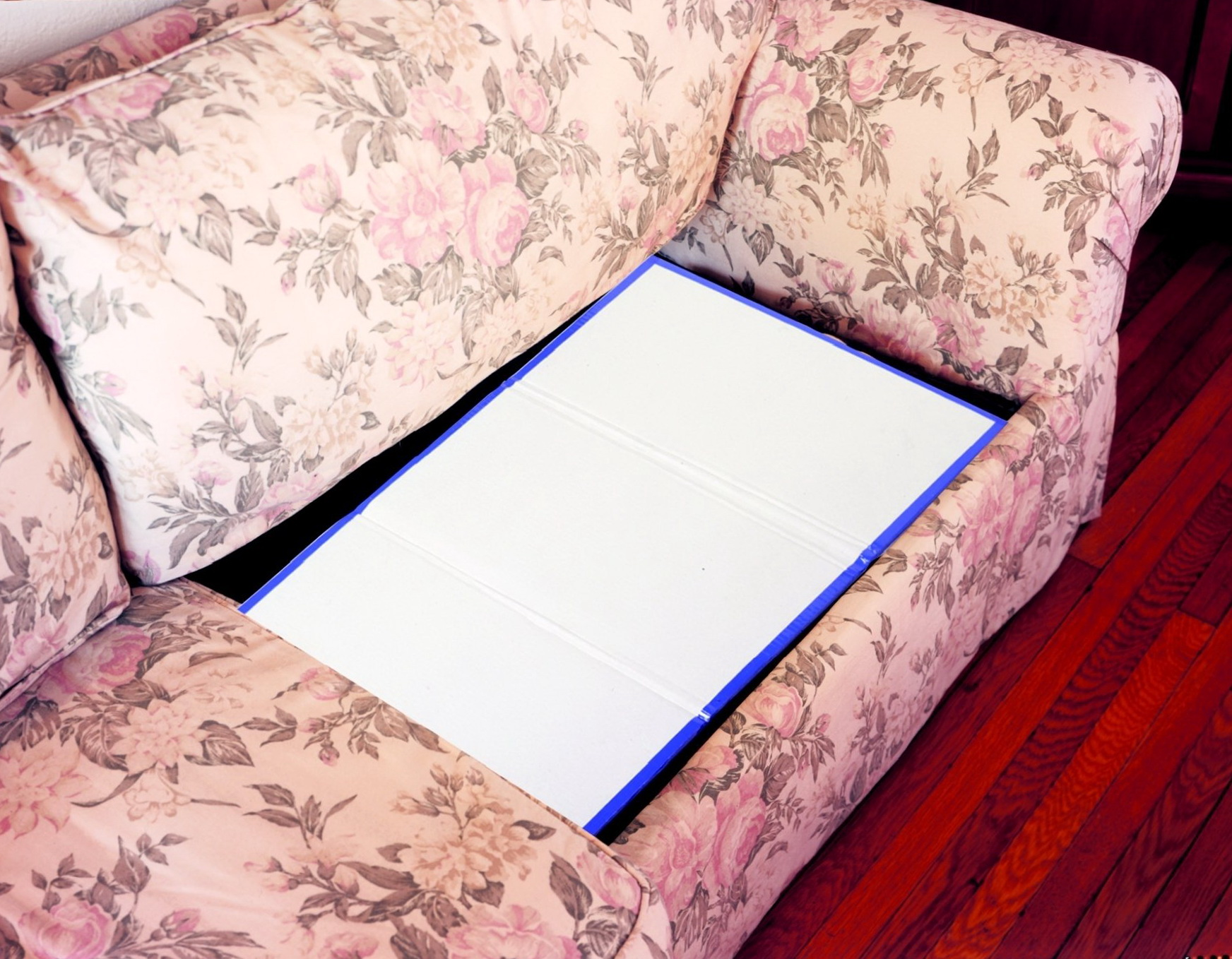 how to fix sagging couch back cushions