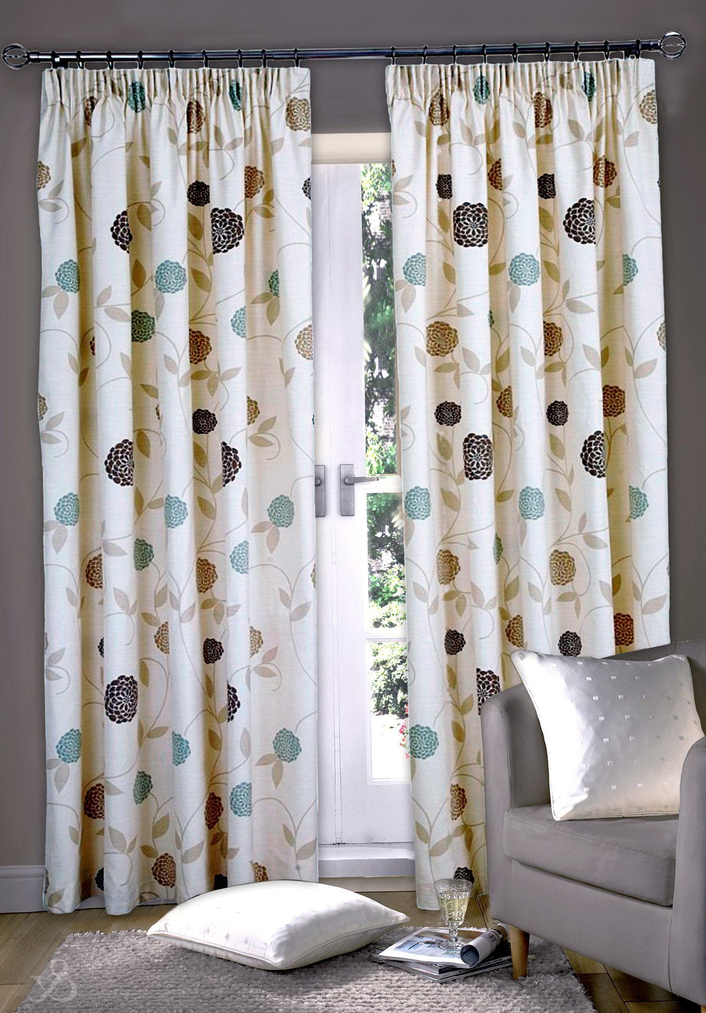 Country Primitive Curtains Cheap