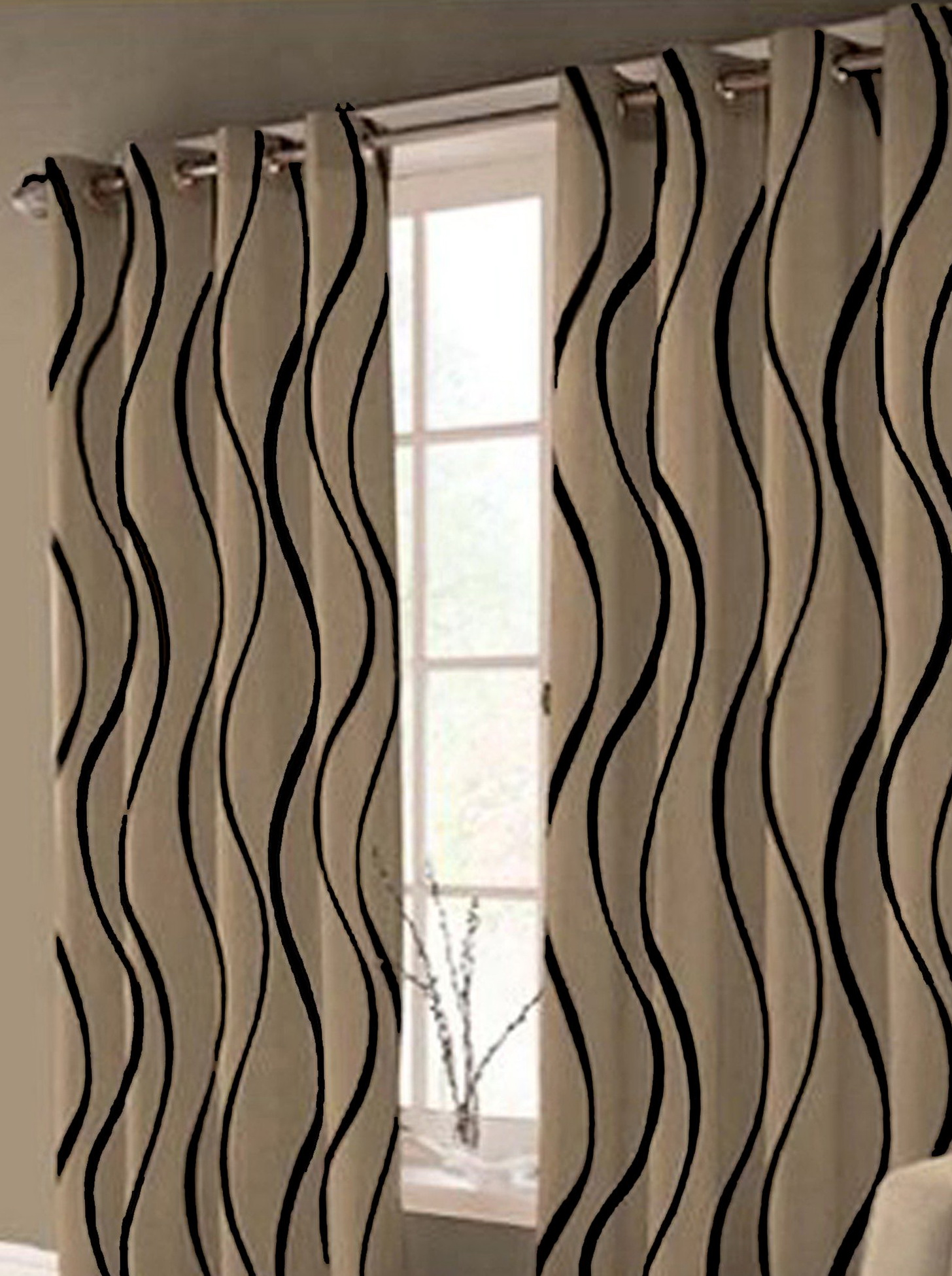 designs images curtains best the for drapery living gallery and black room curtain panels astonishing cream