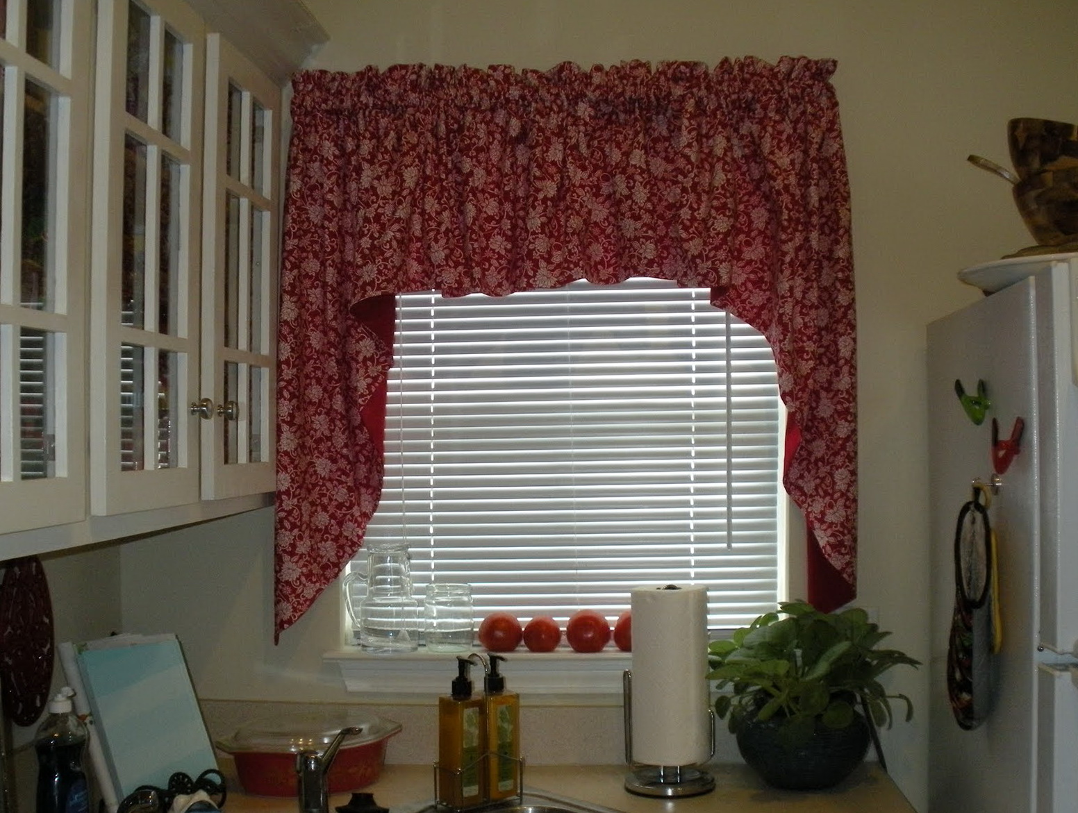 Curtain Ideas For Small Kitchen Windows Home Design Ideas