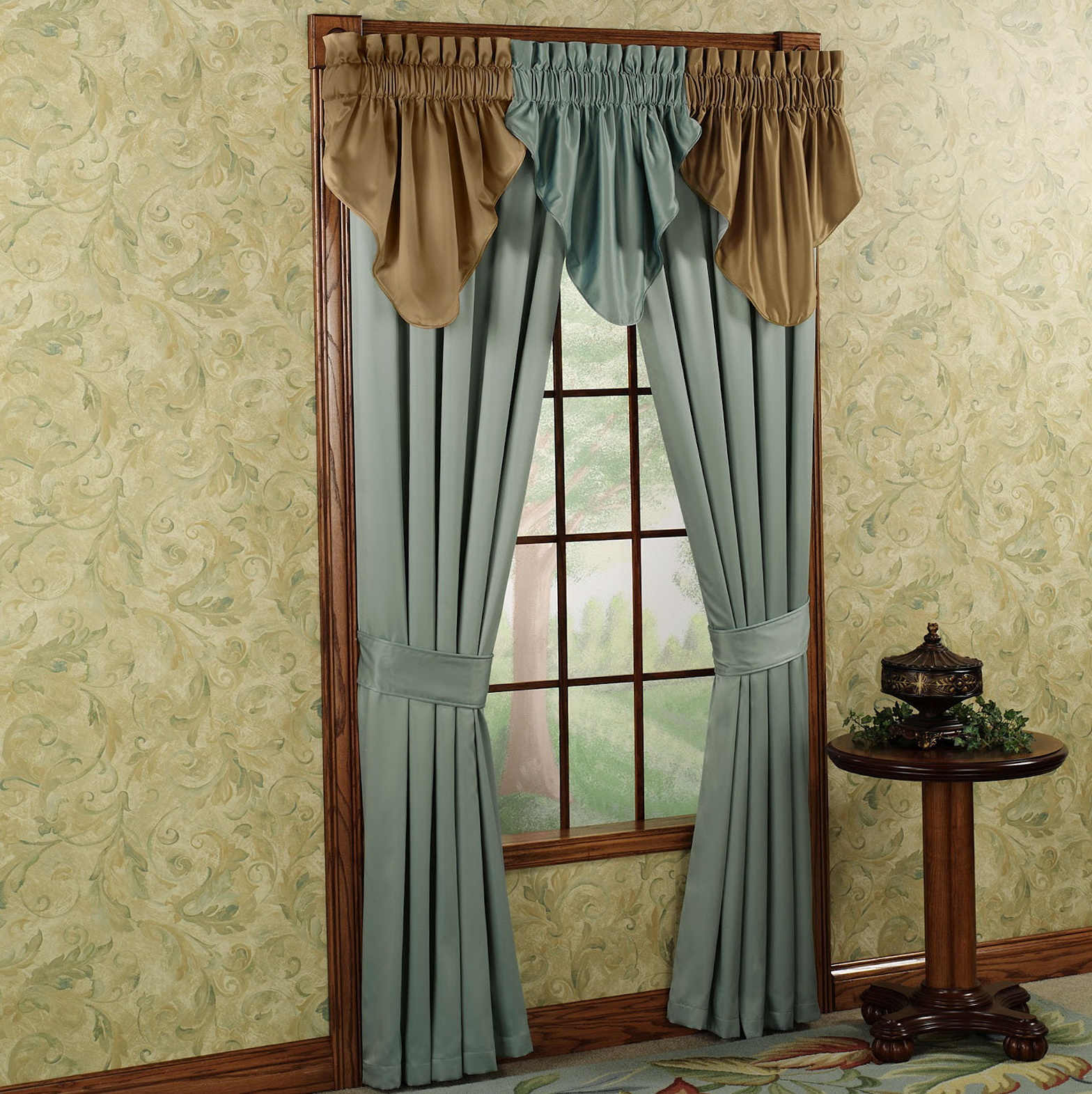 curtain valance ideas style home design ideas