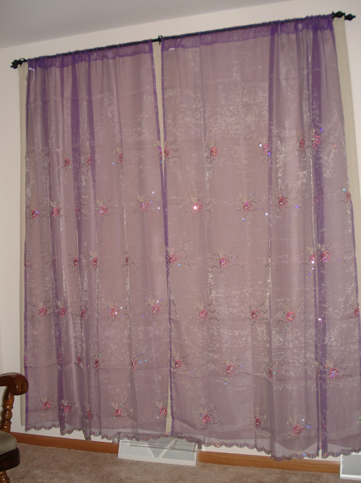 Curtains For Little Girl Room Home Design Ideas