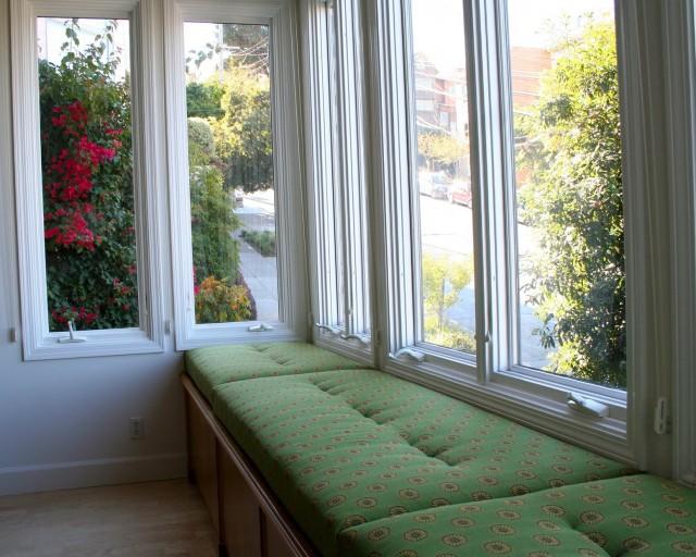 Custom Cushion For Window Seat