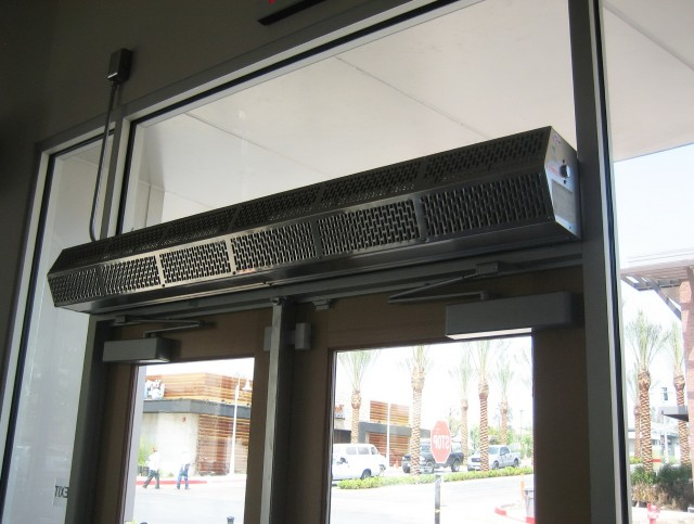 Door Air Curtain Prices