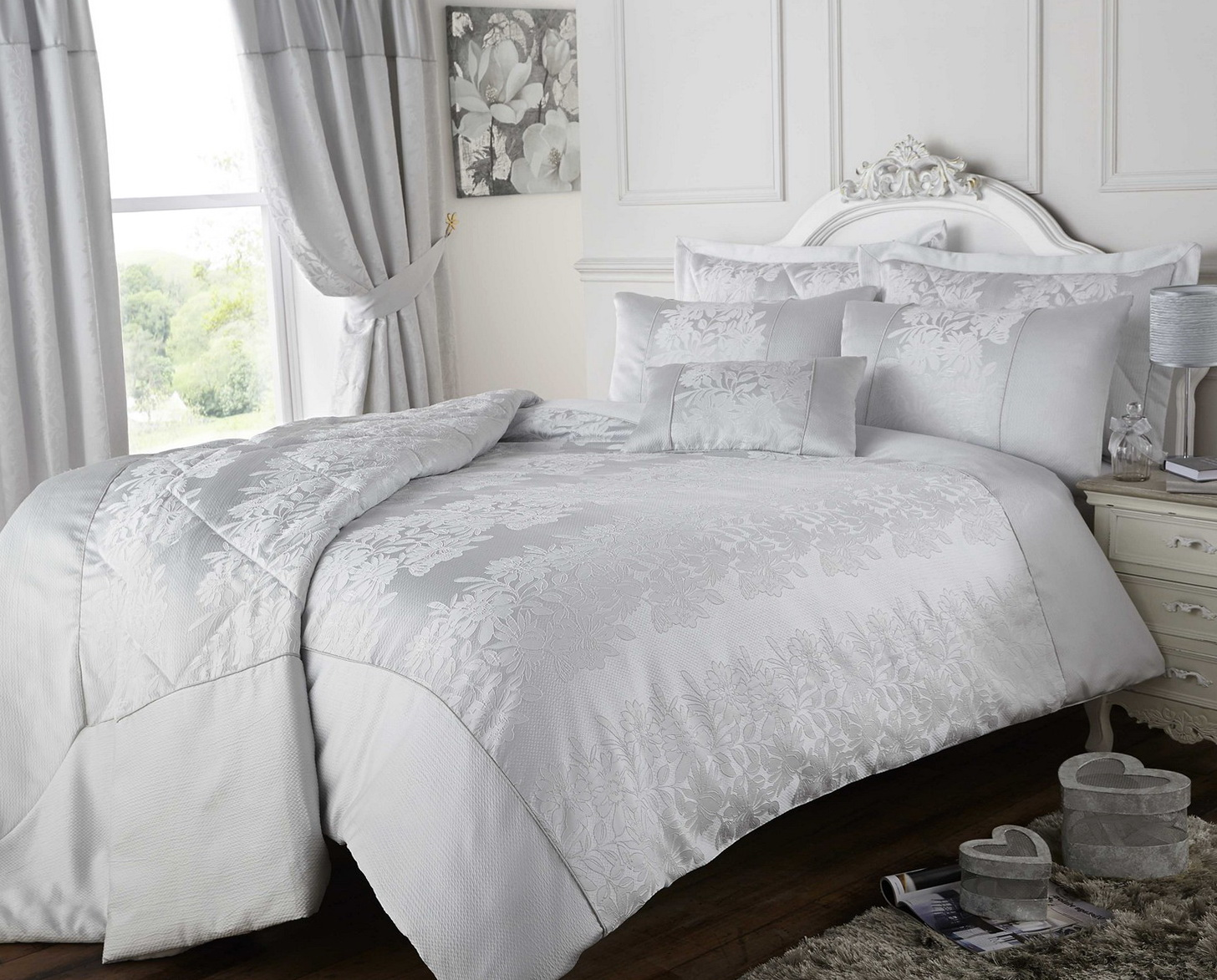 Bedding And Curtain Sets Golden Curtains Combined With Comforter Grey Bedding And Curtain Sets