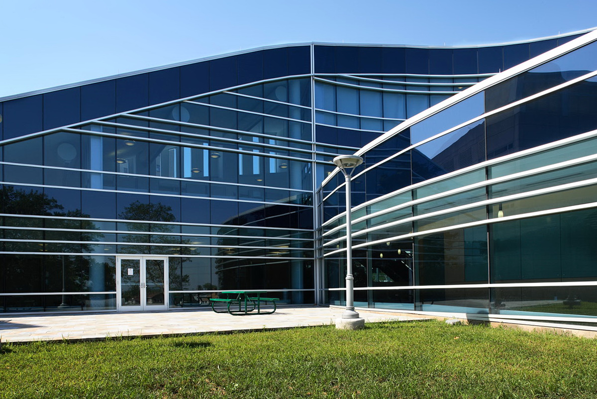 Kawneer Curtain Wall Finishes