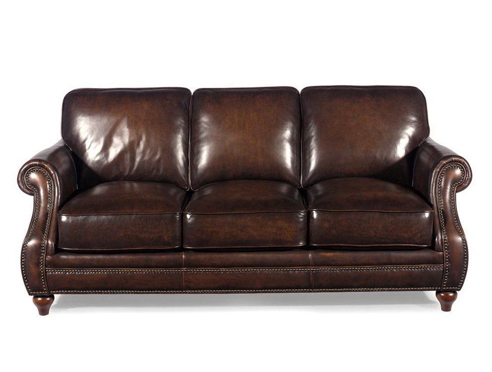 Leather Couch Cushions Attached Home Design Ideas